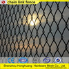 Powder/Vinyl Coated Black Chain Link Fence Wholesale ( Direct Factory)
