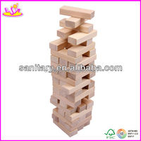 2013 popular Wooden stacking block set with best price W13D021