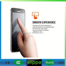 9H Anti Oil Wholesale new products for 2015 Screen Protector for Samsung Galaxy s5