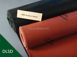 China factory price NBR nitrile rubber sheet