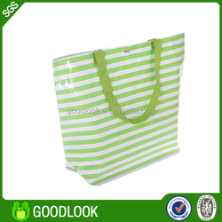 eco friend custom printing pp woven folding bag GL164