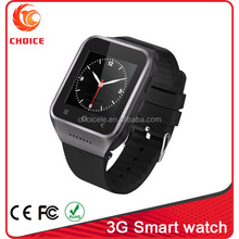 Android 4.4 dual core 3G wifi wrist military watch phone android with western watch price