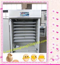 2015 Newest Competitive Price Different Capacity Industrial chicken egg incub