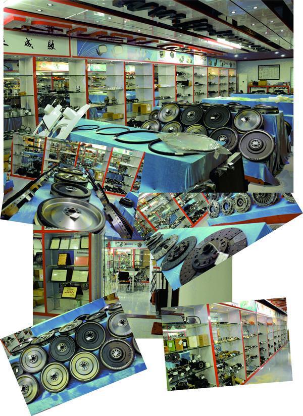 isuzu auto part, water pump CXZ81K engine model 10PC1 10PD1 no 1-13650179-J