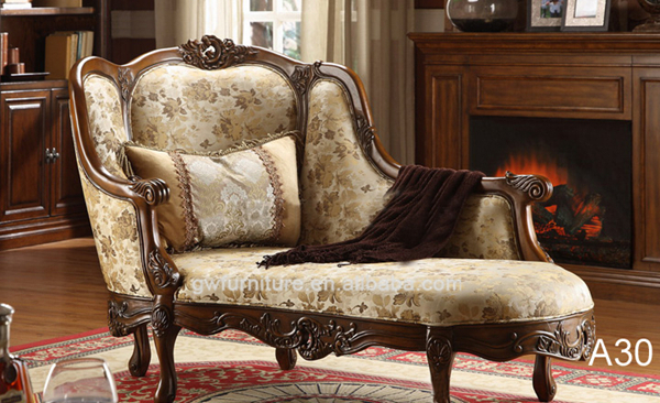 Wholesale Luxury French Antique Living Room Furniture Set A30