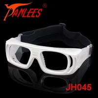 Factory Price Made In China Volleyball/ Football Protect Safety Goggle Wholesale Panlees Plastic Glasses Frame Alibaba China