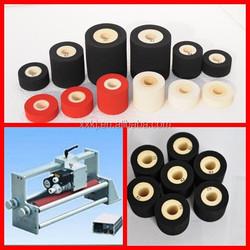 BLACK solid-ink coding machine Printing ink roller / hot ink printing roller for date coding in dairy packaging bags