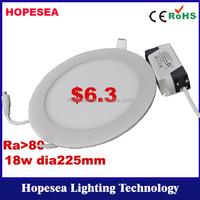3 years warranty 12w 15w 18w 24w super thin flat smd2835 light panel led book light