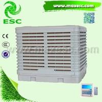 30000M3/H Standard Electric Humidity Control Evaporative Cooler Fan