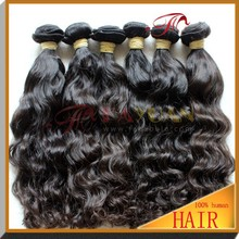 Celebrities remy brazilian natural way hair extensions deep wave