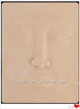 3D Face PMU Practice Skin,Lip/Face/Eyes Practice Soft Skin