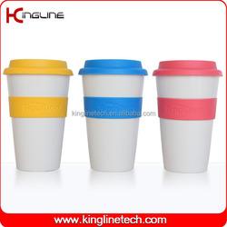 500ml Cheap PP Silicone cup supplier (KL-CP004)