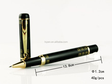 Executive roller pen, VIP metal pens