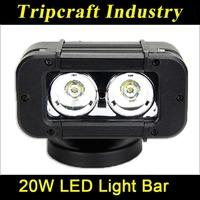 Cheap Led Light Bars 9-70V DC 20W LED LIGHT BAR 12V 24V military vehicles
