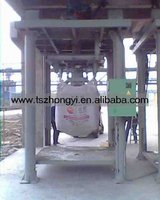 DBJS-2B type ton bag filling equipment for cement
