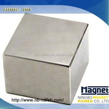 Huge/Big/Large Neodymium Magnets Block Low Prices China Factory