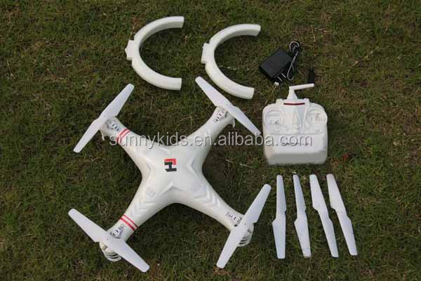 Pathfinder Version 1.0 Quadcopter Toy 2.4g 4.5 Channel 4 ...