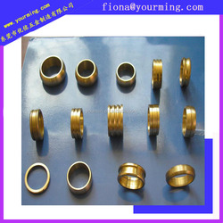 high quality brass parts/fittings