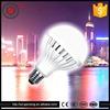 High Quality CE ROHS Aluminum Energy Saving Bulb Lights sensor led bulb