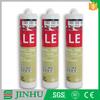 High pressure resistant Food Grade non-toxic glass silicone sealant