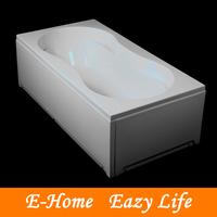 double apron bathtub