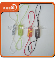 enviroment friendly clear plastic key tags for t-shirt