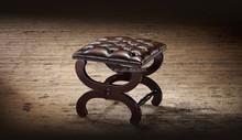 Coaster Home Furnishings English Standard Home Stool & Ottoman Baron Footstool