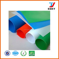 Colored flexible PVC sheet plastic PVC soft PVC roll