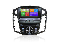Competitive price and high quality car dvd player car gps navigation with 3G/wifi internet and OBD for Ford Focus 2012