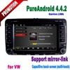 ANDROID 4.4.2 car dvd player for vw magotan with capacitive touch screen radio/RDS GPS free Map Wifi TV IPOD BT SWC