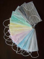 medical consumables items nonwoven fabric face mask