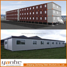 Cheap Prefabricated Earthquake-Proof Fast Construction Container House