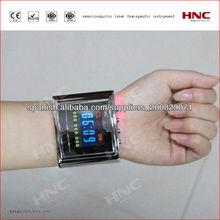 Best Selling High Blood Pressure Laser Treatment Wrist Watch