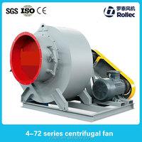 Shandong 4-72 centrifugal industrial hot air circulation system blower