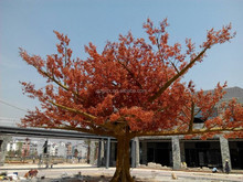 2015 new Large outdoor decorative artificial tree bionic olive tree/camouflaged big artificial trees