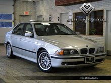 2000 BMW 540i SPORT PKG XENONS HTD SEATS AUTO