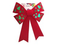 2015 New PVC Handmade Bowknot For Christmas Decoration Gift Box