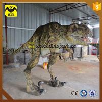 HLT adult life size dinosaur costume realistic dinosaur suit