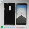 pudding case for one plus two tpu cover case Flexible gel case
