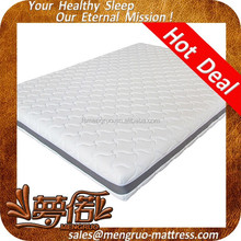 cal king high quality thin full foam mattress