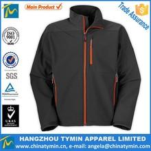 new design hot sale unisex waterproof softshell jacket