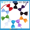 Nylon Dog Puppy Cat Bow Tie Necktie Collar Cute Strip Printed Variety of Colors