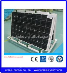 Energy saving 235W mono yingli solar panel from China supplier