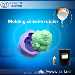 RTV 2 addition silicone for mould by pouring way