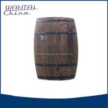 Decorar madeira barril de vinho com Base