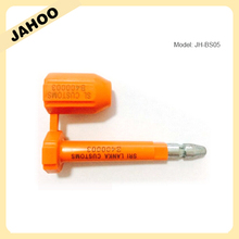 ISO 17712:2013 abs disposable container seal lock for logistical