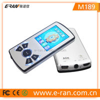 Factory private model led light samll driver digital mp4 audio player video player