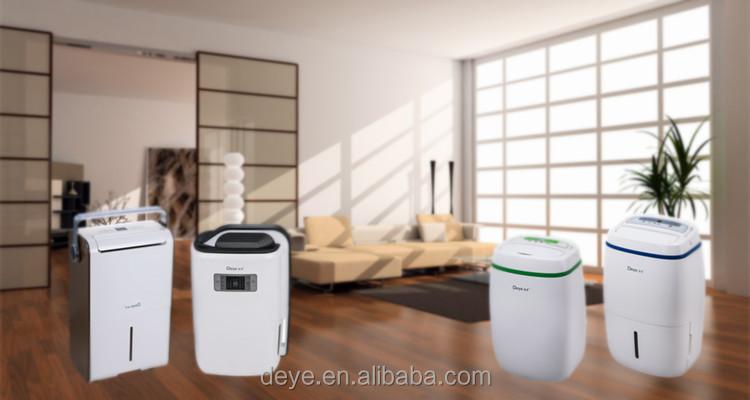DYD-C30A commercial dehumidifier with fan motor