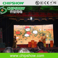 P4.8 indoor flexible full color video wall stage background rental led big screen