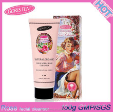 Hot sale natural cleansing foam, whitening facial foam cleanser, facial foam cleanser